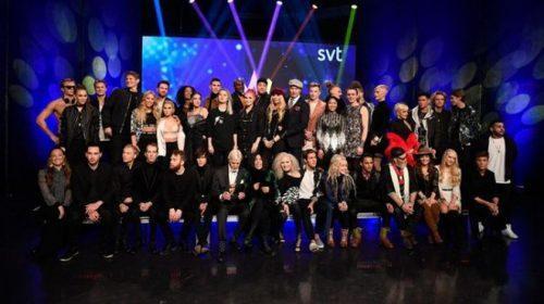 ΣΟΥΗΔΙΑ: Οι συμμετοχές του Melodifestivalen 2017! [UPD]