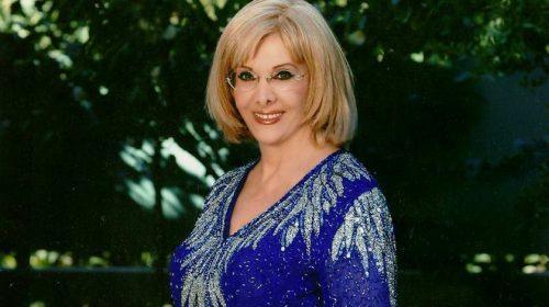 ΕΛΛΑΔΑ : Έφυγε από τη ζωή η Κέλλυ Σακκάκου!
