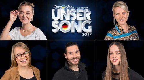 ΓΕΡΜΑΝΙΑ: Unser Song 2017…απόψε η επιλογή!