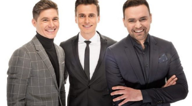 EBU: Οι παρουσιαστές της Eurovision 2017!
