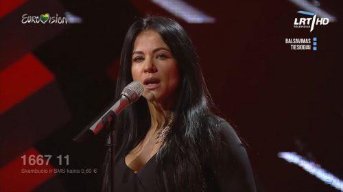 ΛΙΘΟΥΑΝΙΑ 2017: Φαβορί το τραγούδι της Aminata Savadogo!