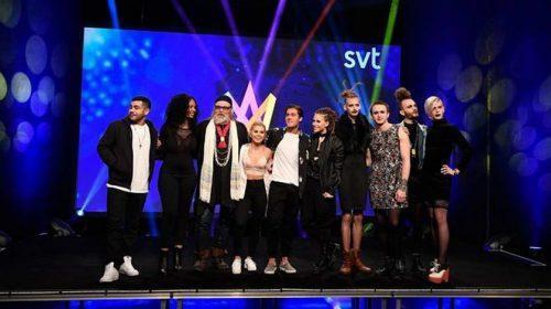 ΣΟΥΗΔΙΑ: Πρόβες Β' Ημιτελικού του Melodifestivalen 2017! [snippets upd]