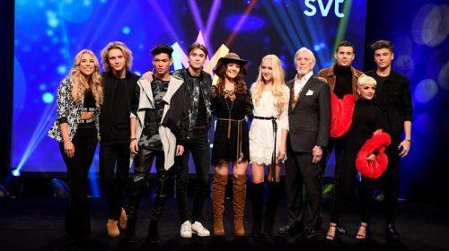 ΣΟΥΗΔΙΑ: Πρόβες Γ' Ημιτελικού του Melodifestivalen 2017! [snippets upd]