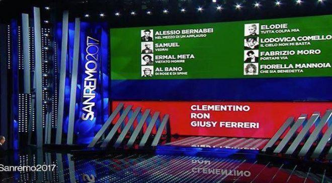 Sanremo2017-Results-Serata1