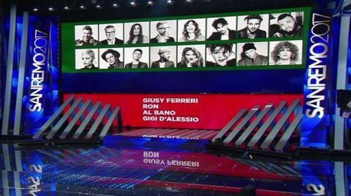 ΙΤΑΛΙΑ: Sanremo 2017 – Απόψε η 5η βραδιά: Τελικός Campioni – Τι λένε τα στοιχήματα!