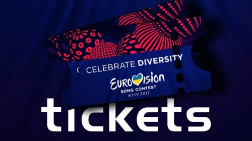 Eurovision 2017: Από αύριο η δεύτερη παρτίδα εισιτηρίων για τη Γιουροβίζιον!