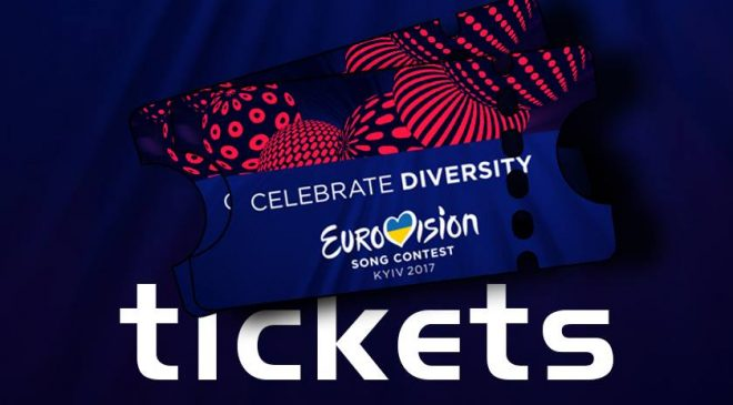 Tickets Eurovision 2017
