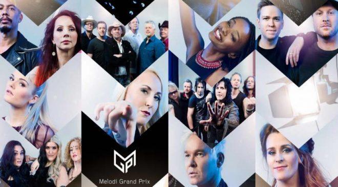 ΝΟΡΒΗΓΙΑ: απόψε αποφασίζει για την Eurovision 2017 – τελικός Melodi Grand Prix!
