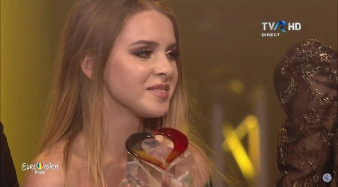 Romania winner