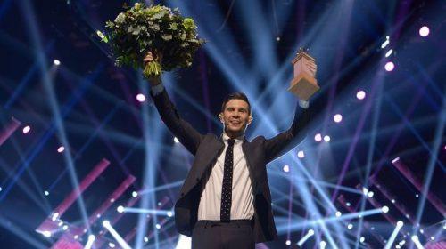 ΣΟΥΗΔΙΑ: Ο Robin Bengtsson νικητής του Melodifestivalen!