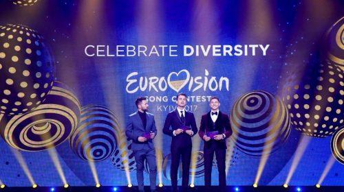 EUROVISION 2017: Τα αποτελέσματα του Α' Ημιτελικού!
