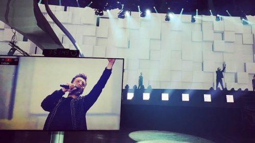 EUROVISION 2017: Πρώτη πρόβα Κύπρου!