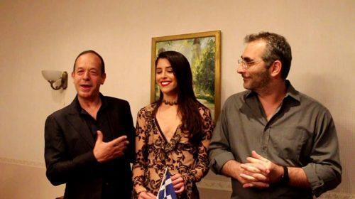 ΕΛΛΑΔΑ: Φωκάς και Κοντόπουλος δίνουν συνέντευξη στο ραδιόφωνο!