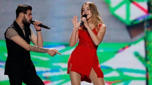 EUROVISION 2017: Δεύτερη πρόβα Ρουμανίας!