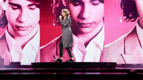 EUROVISION 2017: Δεύτερη πρόβα Αυστραλίας!