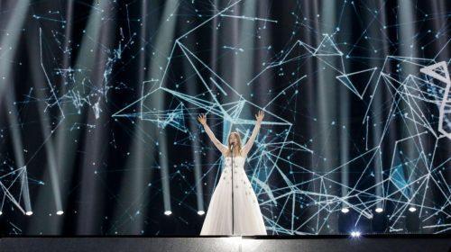 EUROVISION 2017: Δεύτερη πρόβα Βελγίου!