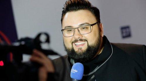 EUROVISION 2017: Πρώτη πρόβα Κροατίας!
