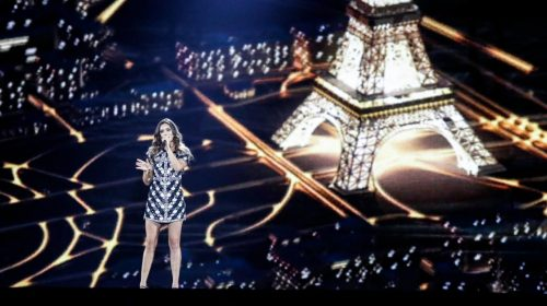 EUROVISION 2017 – Δεύτερη πρόβα Γαλλίας!