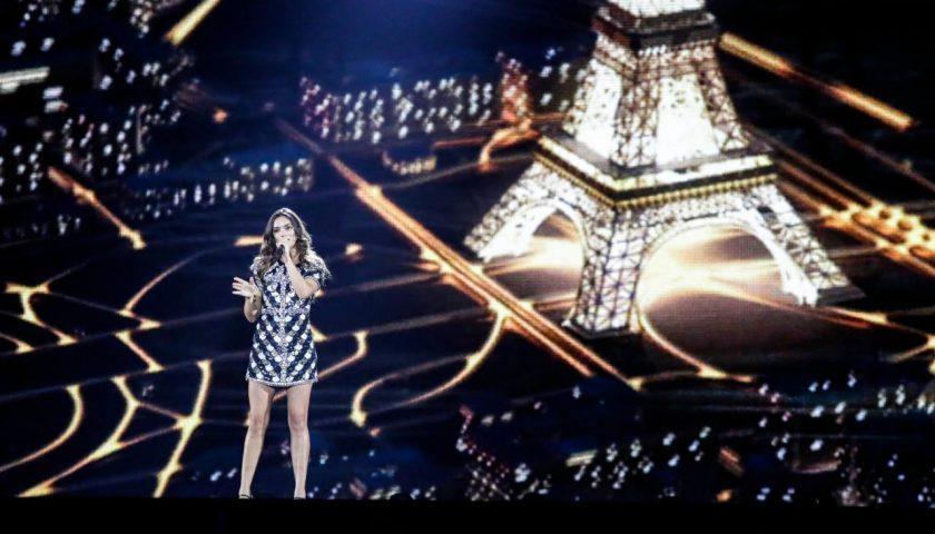 342f047c615 EUROVISION 2017 - Δεύτερη πρόβα Γαλλίας! - OGAE Greece
