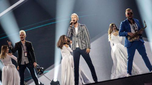EUROVISION 2017: Δεύτερη πρόβα Μολδαβίας!