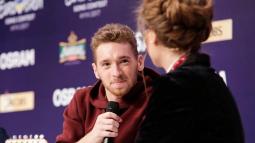 EUROVISION 2017: Δεύτερη πρόβα Αυστρίας!