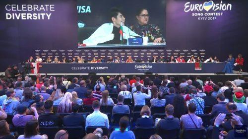 EUROVISION 2017: Κλήρωση σειράς εμφάνισης των χωρών του B' Ημιτελικού στον Τελικό!