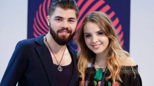 EUROVISION 2017: Πρώτη πρόβα Ρουμανίας!