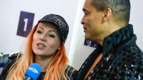 EUROVISION 2017: Πρώτη πρόβα Αγίου Μαρίνου!