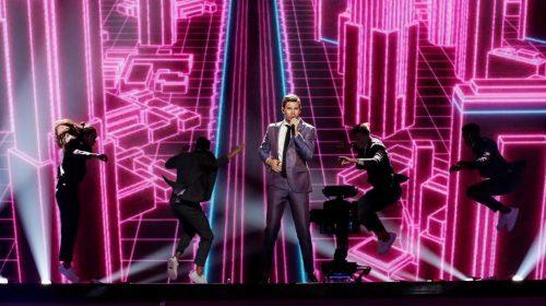 EUROVISION 2017: Δεύτερη πρόβα Σουηδίας!