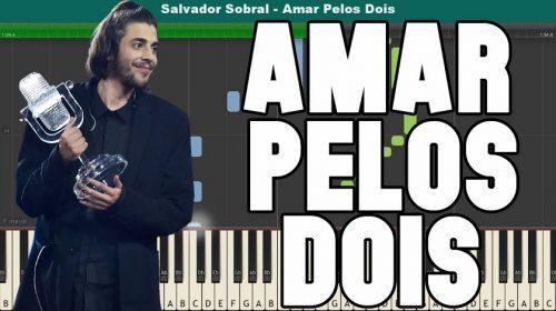 SALVADOR SOBRAL: Το 'Amar Pelos Dois' σε Βραζιλιάνικη σαπουνόπερα!
