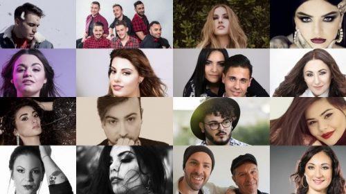 ΜΑΛΤΑ: Tα video με τα 16 τραγούδια του MESC 2018!