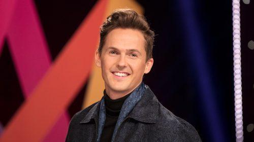 ΣΟΥΗΔΙΑ: Ο παρουσιαστής του Melodifestivalen 2018!