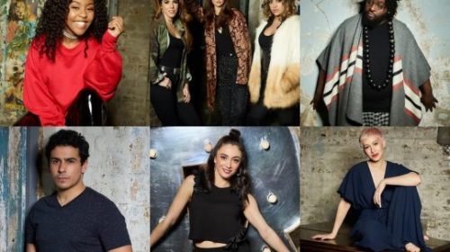 ΗΝΩΜΕΝΟ ΒΑΣΙΛΕΙΟ: ακούστε τα τραγούδια του Eurovision: You Decide 2018!