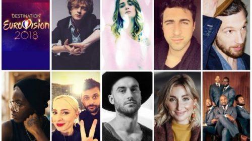 ΓΑΛΛΙΑ: Απόψε ο 1ος ημιτελικός του Destination Eurovision 2018!