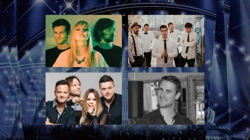 ΣΛΟΒΕΝΙΑ: Τα 4 πρώτα τραγούδια του EMA 2018!!!