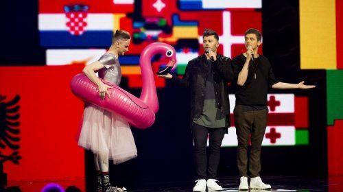 ΛΙΘΟΥΑΝΙΑ: Τα αποτελέσματα της 5ης εκπομπής Eurovizija 2018!
