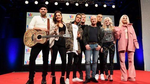 ΣΟΥΗΔΙΑ: Απόψε ο Β' Ημιτελικός του Melodifestivalen 2018!