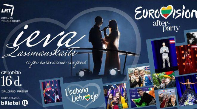 ΛΙΘΟΥΑΝΙΑ: «Η Eurovision τελικά… δε θα έρθει»!