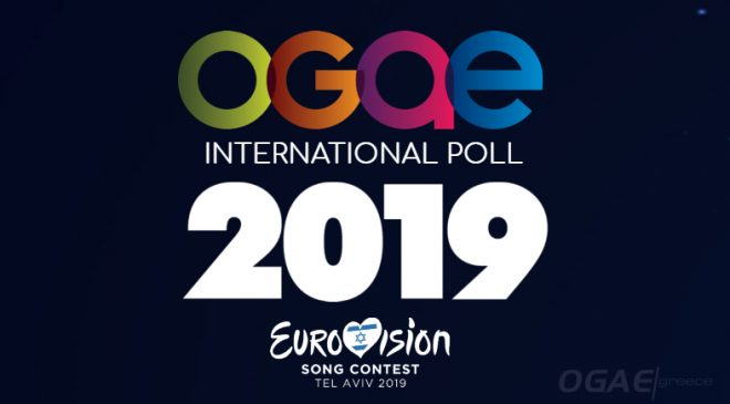 OGAE INTERNATIONAL POLL 2019: Οι βαθμολογίες των OGAE Poland, Romania, Switzerland και Latvia!