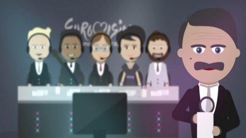 Εθνικές κριτικές επιτροπές της Eurovision - EBU