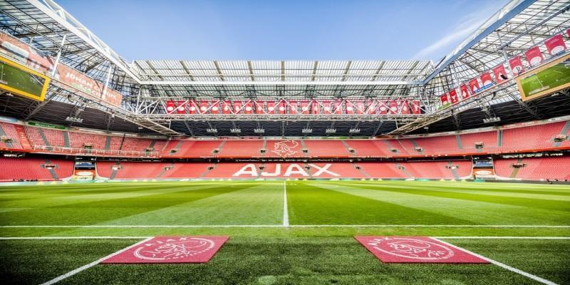 Το Johan Cruyff Arena - My Little Adventure