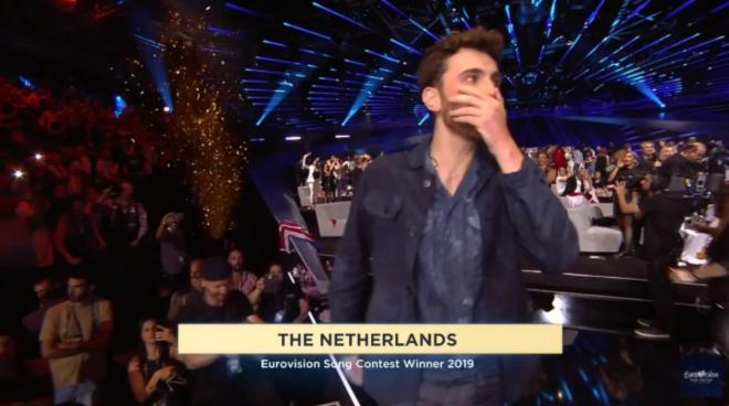 710e0e52bfd9 EUROVISION 2019  Η Ολλανδία στη πρώτη θέση! - OGAE Greece