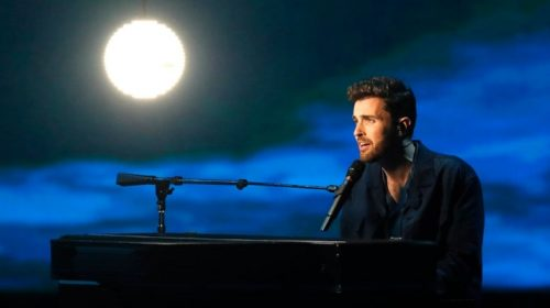 Ο νικητής της Eurovision 2019, Duncan Laurence - Sebastian Scheiner/Associated Press