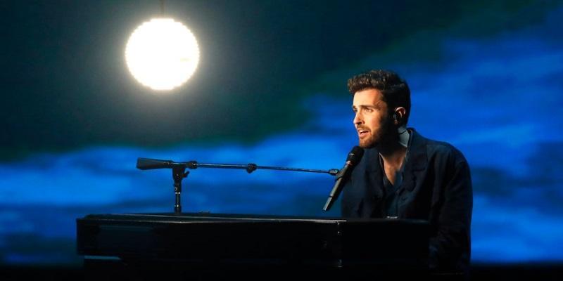 Ο νικητής της Eurovision 2019, Duncan Laurence - Sebastian Scheiner/Associated Press