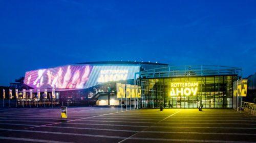 Το Ahoy του Ρότερνταμ που θα φιλοξενήσει τη Eurovision 2020 - ahoy.nl