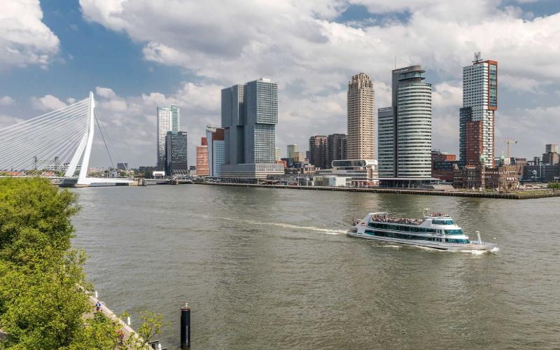 Άποψη του Ρότερνταμ - Rotterdam Tourist Information